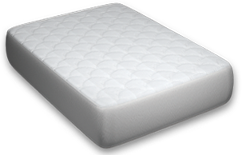 Cotton Fitted Mattress Pad